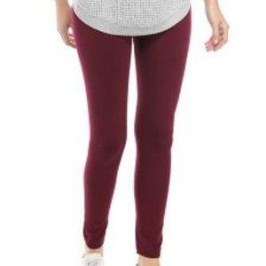 New Directions Knit Slimming Comfort Leggings S/M